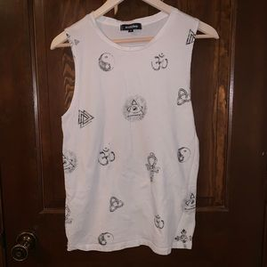 Symbol Graphic Muscle Tee